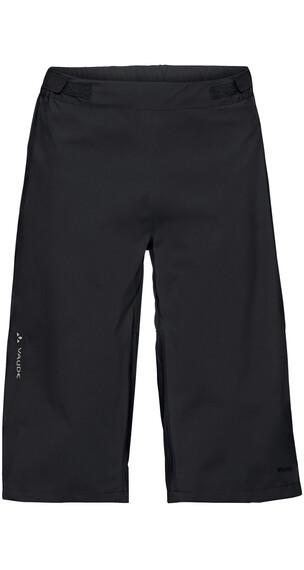 VAUDE Moab Rain Shorts Men black